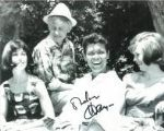 Melvyn Hayes (It Aint Half Hot Mum) - Genuine Signed Autograph 7611